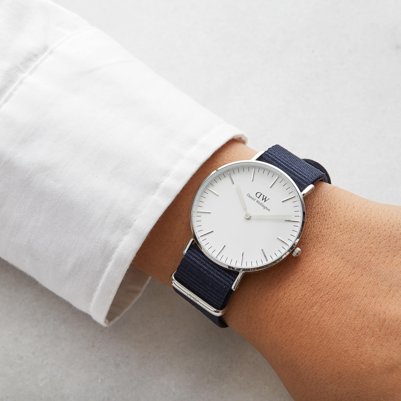 Daniel Wellington Classic Bayswater horloge DW00100280 (36 mm)