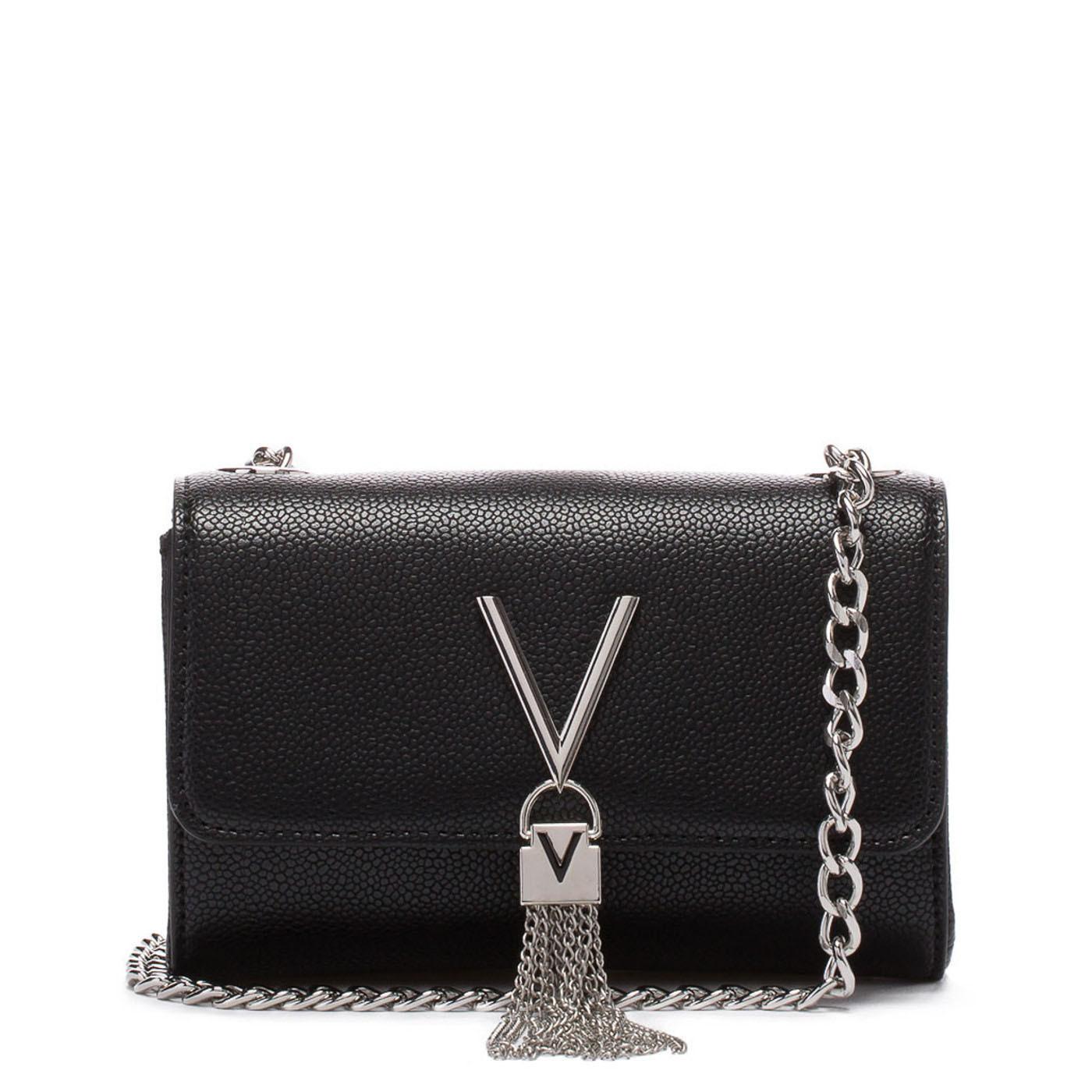 Valentino Divina torba przez ramię VBS1R403GNERO