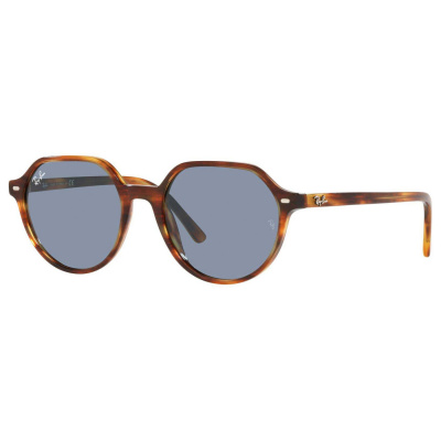 Ray-Ban Striped Havana Zonnebril RB2195191196