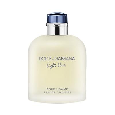 Dolce & Gabbana Light Blue Pour Homme Eau De Toilette Spray 200 ml