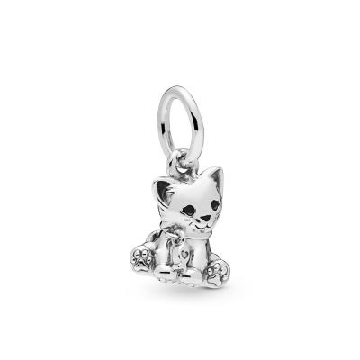 Pandora Moments 925 Sterling Zilveren Cat Bedel 798011EN16