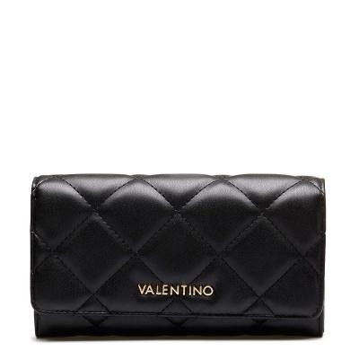 Valentino Bags Ocarina Ritsportemonnee VPS3KK113NERO