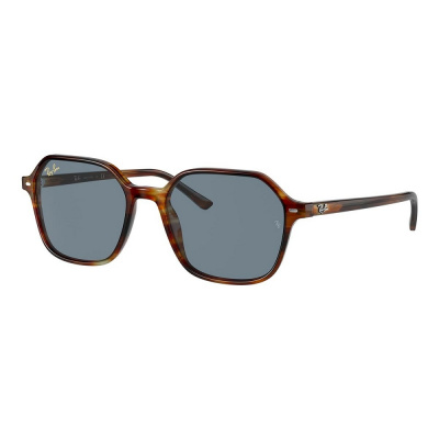 Ray-Ban John Striped Havana Zonnebril RB21949546251