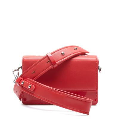 Valentino Meydani torba przez ramię VBS4NK01ROSSO-MULTI