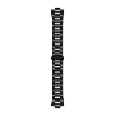 Sem Lewis Aldgate Strap 24mm Zwart SL620005