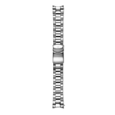 Renard Distingué Strap 20mm Zilverkleurig R20M4SS3