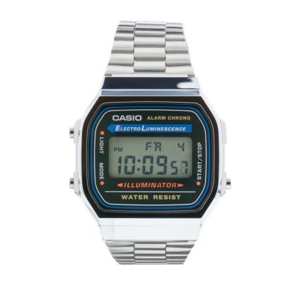 Casio A168WA-1YES horloge