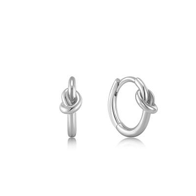 Ania Haie Forget me Knot 925 Sterling Zilveren Oorbellen AH-E029-04H