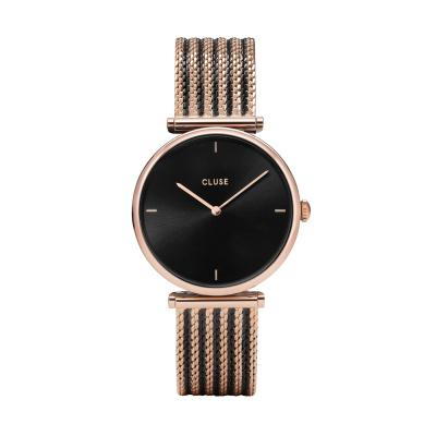 CLUSE Triomphe Roségoudkleurig Horloge CW0101208005