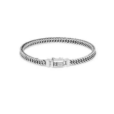 Buddha to Buddha 925 Sterling Zilveren Heritage Eshter Mini Armband J158 (Lengte: 17.00-21.00 cm)