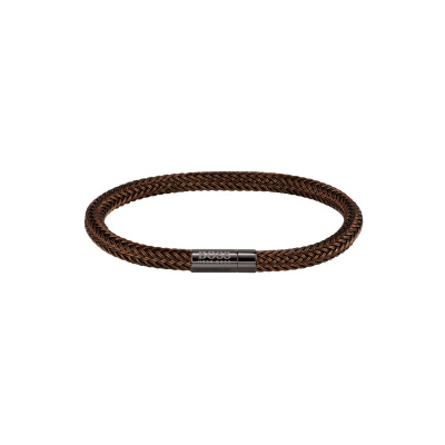 BOSS Rope Armband HBJ1580099M (Lengte: 19.00 cm)