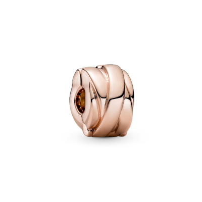 Pandora Passions Polished Ribbons Clip Bedel 789502C00