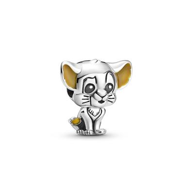 Pandora Disney 925 Sterling Zilveren Simba Hanger 799398C01