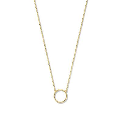Isabel Bernard 14 Karaat Gouden Monceau Olivia Ketting IB1001127 (Lengte: 40.00-44.00 cm)