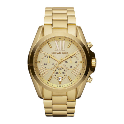 Michael Kors Bradshaw Gold horloge MK5605