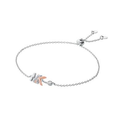 Michael Kors Premium Dames Armband van Sterling Zilver MKC1534AN931 (Lengte: 21.50 cm)