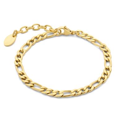 May Sparkle Summer Breeze Anna Goudkleurige Armband MS320036