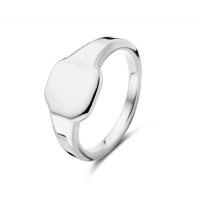May Sparkle Summer Breeze Eva Zilverkleurige Ring MS330003