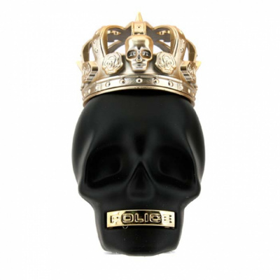 Police To Be The King For Man Eau De Toilette Spray 125 ml