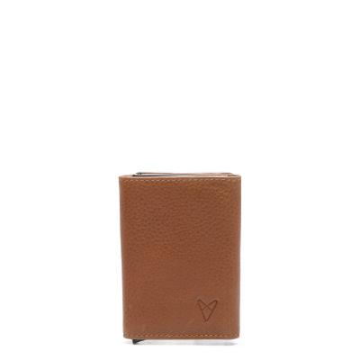 Renard Solide Gabriel Cognac Pasjeshouder RW27087