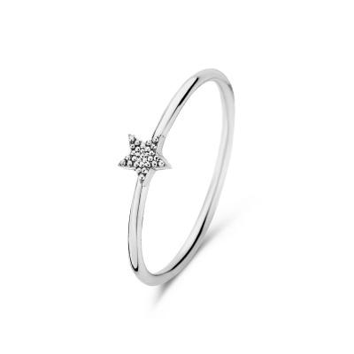 Selected Jewels Julie Esthée 925 Sterling Zilveren Ring SJ300011