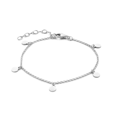 Selected Jewels Julie Belle 925 Sterling Zilveren Armband SJ320012
