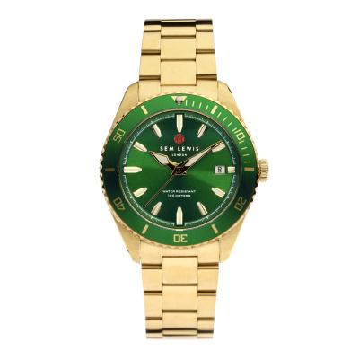 Sem Lewis Lundy Island Diver horloge SL1100069