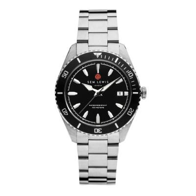 Sem Lewis Lundy Island Diver horloge SL1100071