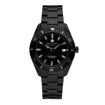 Sem Lewis Lundy Island Diver horloge SL1100075