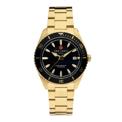 Sem Lewis Lundy Island Diver zegarek SL1100076