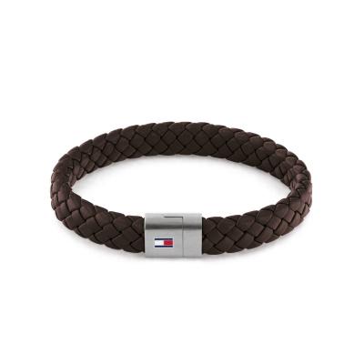 Tommy Hilfiger Bruine Armband TJ2790330 (Lengte: 21.00 cm)